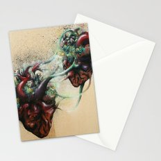 Arrested Vascular Fusion of Two Entities in Need  Stationery Cards