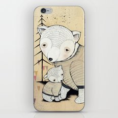 Mama Bear, Baby Bear iPhone & iPod Skin