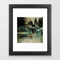 Groves of Arashiyama Framed Art Print