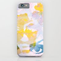 iPhone & iPod Case featuring Cool Blues  by Jennifer Torres