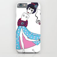 iPhone & iPod Case featuring Yume by Naná Monteiro
