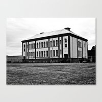 Canvas Print featuring The Barlow Annex by Vorona Photography