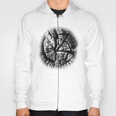 Texture Tree Rings Tree slice Old Tree photograph Natural beauty Hoody