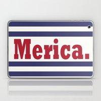 Merica Laptop & iPad Skin