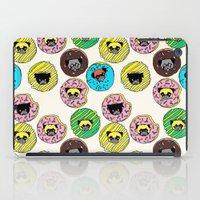 Pug Donuts  iPad Case