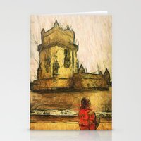 Travel Sketches  Stationery Cards