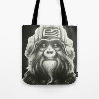 Commander Tote Bag