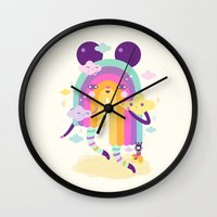 Nice To See You Again! Wall Clock