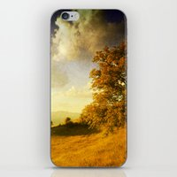 Surreal October iPhone & iPod Skin