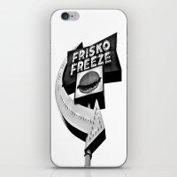 Frisko Freeze iPhone & iPod Skin