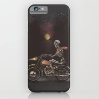 Death Rides in the Night iPhone 6 Slim Case