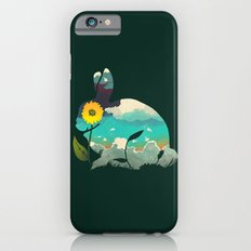 Rabbit Sky - (Forest Green) iPhone 6s Slim Case