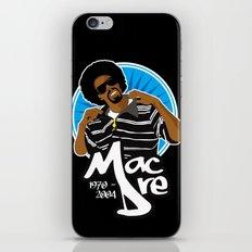 Andre 'Mac Dre' Hicks iPhone & iPod Skin