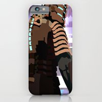 iPhone & iPod Case featuring The Engineer by sens