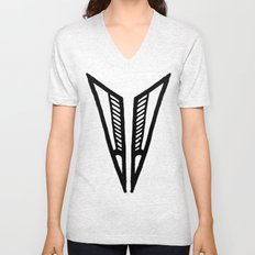 Triangle 2 Unisex V-Neck