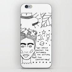 Kahlo x Banksy iPhone & iPod Skin