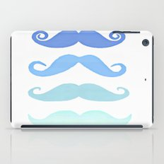Moustache iPad Case