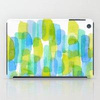 Watercolor 001 iPad Case