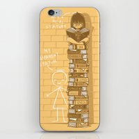 Real stature iPhone & iPod Skin