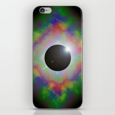 Eclipsed Eye iPhone & iPod Skin