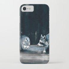 Staring Contest iPhone 7 Slim Case