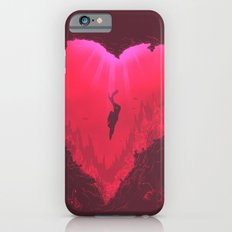 dive into your heart iPhone 6 Slim Case