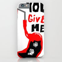 You Give Me Butterflies iPhone 6 Slim Case