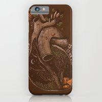 iPhone & iPod Case featuring In the Heart of the Woods by Clinton Jacobs