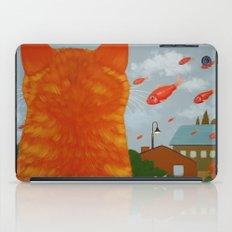 RAINING FISH iPad Case