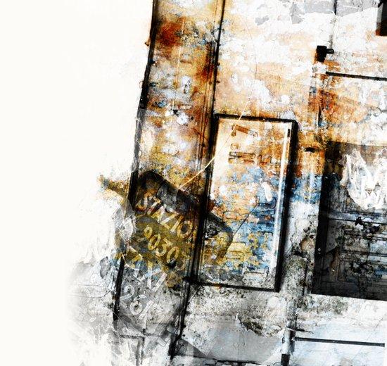 Aphasie II Canvas Print