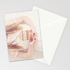 sweet nightingale Stationery Cards