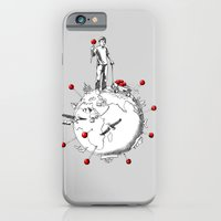 iPhone & iPod Case featuring World Traveler by Tom Burns