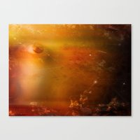 Distant Witness Canvas Print
