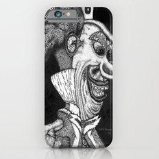 Mad Hatter HiDef iPhone 6s Slim Case
