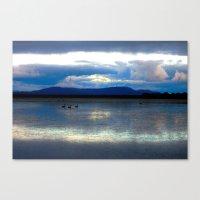 Lakes Lonsdale Canvas Print
