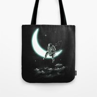 The Moon Song Tote Bag
