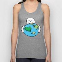 Love the Earth Unisex Tank Top