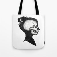 Cloud Walker Tote Bag