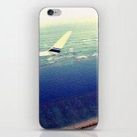 Leaving Paradise  iPhone & iPod Skin