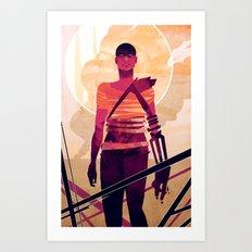 Furiosa Is Furious Art Print