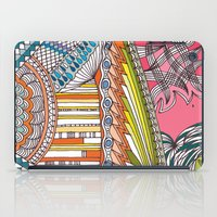 C13 Doodle 6 iPad Case