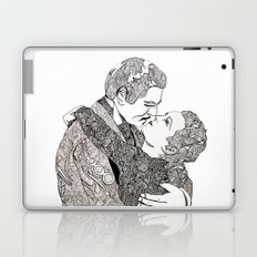Gone With The Wind Elaboration Laptop & iPad Skin