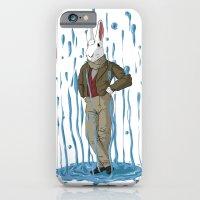 Rabbit Sir iPhone 6 Slim Case
