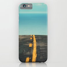 Road to the Sea iPhone 6 Slim Case