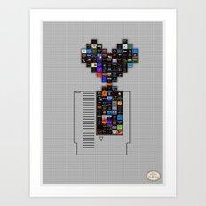 You will not be Forgotten Art Print
