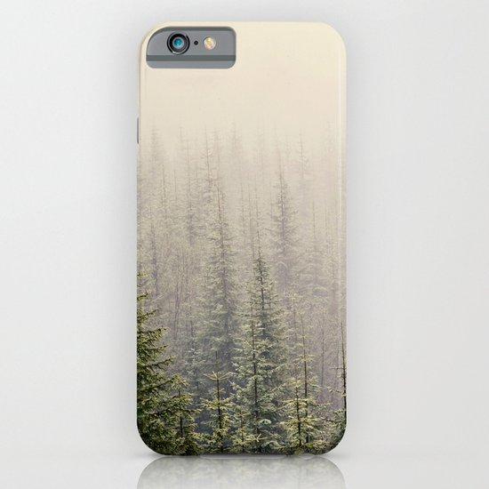 Mountain Haze iPhone & iPod Case