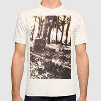 Child's Play Mens Fitted Tee Natural SMALL