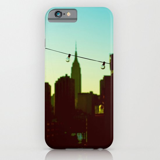 A View Of Bliss iPhone & iPod Case