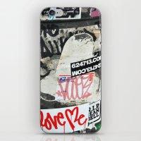 Stickers iPhone & iPod Skin