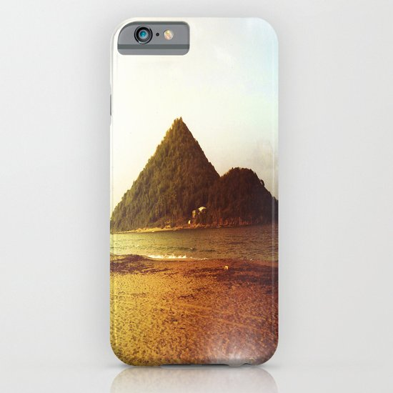 Rainbow Island iPhone & iPod Case